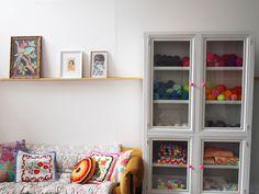 My woolly wayward pine cupboard