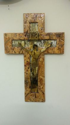 Sagoma di un Cristo 3.0