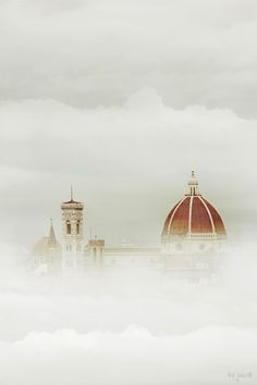 Wow...view of Florence, #Italy