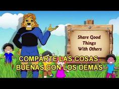 LOS CUENTOS DEL TIO LEON - Cap 46_COMPARTE LAS COSAS BUENAS CON LOS DEMÁS.
