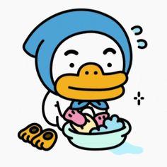 Emoticon, Emoji, Apeach Kakao, Cony Brown, Kakao Friends, Line Friends, Cute Chibi, Cute Designs, Charlie Brown