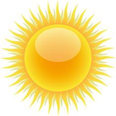 Sun Clipart Decorative Sun Clip Art Vector Clip Art