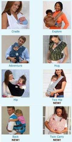 Baby K'tan Baby Carrier.. The perfect wrap!! Mia is walking as soon as I find the perfect wrap for me :(