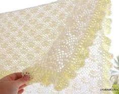 crochet baby blankets free patterns - Google Search