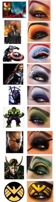 Avengers DIY