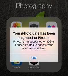 How to manage photos in iOS 8