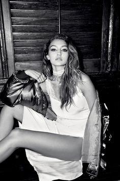 Gigi Hadid for LOVE Magazine
