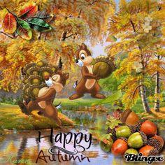 Chip n Dale autumn
