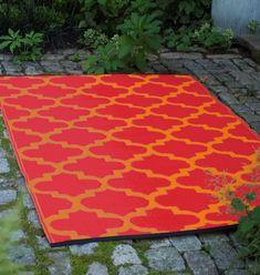 Outdoor-Teppich - Stylischer Ethnochic | milanari.com