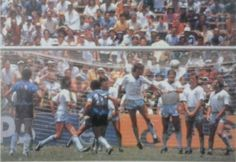 Argentina vs Inglaterra Mundial 1986