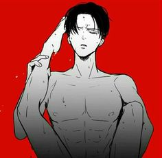 Levi fucking eren ....It's really clear