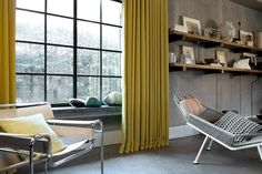 Panel Blinds, Roman Blinds, Panel Curtains, Marrakech, Honeycomb Shades, Pleated Curtains, Contemporary Interior, Stores, Warm Colors