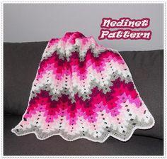 Crochet Pattern, Baby Blanket Pattern, Grandma | Craftsy