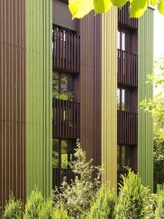 Linden Bark / zurich / zwitserland / ken architecten / 2011