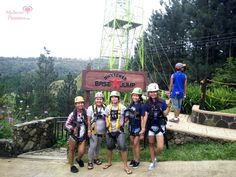 Dahilayan Adventure Park: Sky Jump