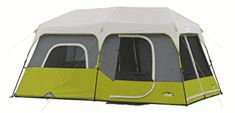 Core 40008 9 Person Instant Cabin Tent X Tents Canopies Camping Hiking Outdoor for sale online Pop Up Camping Tent, Solo Camping, Best Tents For Camping, Cool Tents, Pop Up Tent, Camping Gear, Beach Camping, Luxury Camping, Camping Trailers