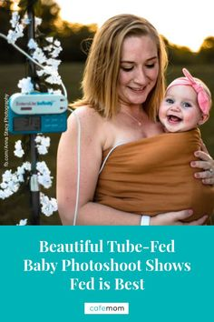 Beautiful Tube-Fed Baby Photoshoot Shows Fed is Best: Photographer Anna Poteet captured three heartbreaking photos of tube-feeding babies to help normalize feeding your baby any way you can. Pregnancy Months, First Pregnancy, Pregnancy Workout, Thanksgiving Pregnancy Announcement, Thanksgiving Baby Outfits, Getting Pregnant Tips, Baby Feeding Schedule, Pregnancy Problems, Feeding Tube