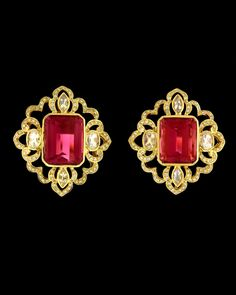 PAULA CREVOSHAY - Earrings - E2013BPH