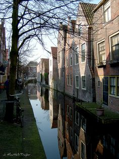 canal - Alkmaar, The Netherlands