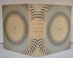 Cavern Wallpaper // Blog » Blog Archive » Book Binding artist Paul Bonet