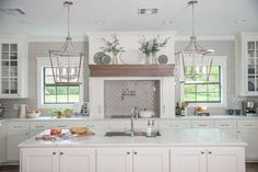 South Shore Decorating Blog: 50 Favorites for Friday: Kitchens