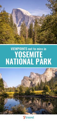 Check out this 3 day tour of Yosemite National Park in California with must see highlights. Don't miss Yosemite when you visit California, it's one of the best USA National Parks and this tour makes it easy to visit. #California #YosemiteNationalPark #USA #Californiatravel #nationalparks #nationalpark #travel #traveltips