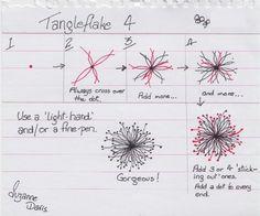 Tangleflake #4