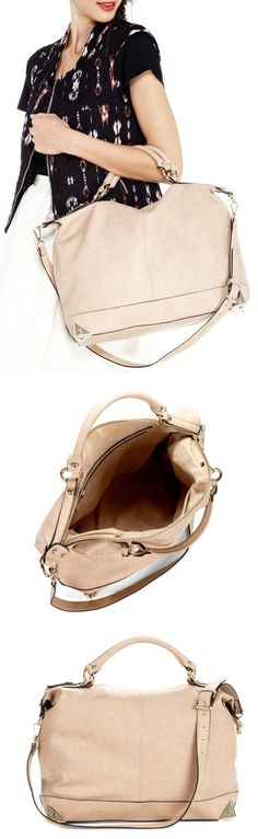 Love this purse ...it's a good size, design & great color!