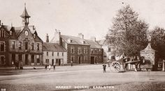 Family History Fun: Society Saturday - Auld Earlston in the Scottish Borders.