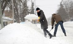 Blowing snow expected to make for another treacherous day