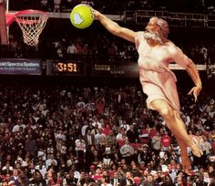 Michelangelo and Photoshop provide a divine comeback. Miguel Angel, Funny Photoshop, Arte Pop, Classical Art, Michelangelo, Photomontage, Funny Art, Oeuvre D'art, Collage Art