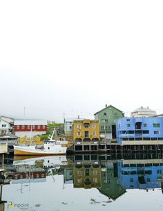 #PinpointTravel #Nyksund #Vesterålen #Øksnes #Norway #Fishingvillage #ocean #boat #AdventureTravel #Travel #reflection #holiday #arctic #TravelAgency #TravelDestinations #TravelItinerary #TravelGuides #Destinations Archipelago, Norway