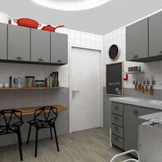 Cucina in stile in stile Moderno di Mutabile