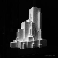 Architectonisch suprematisme, Kazimir Malevich