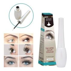 Purchase Aragan Secret Eyelash Growth Enhancer from Global DigiTrade on OpenSky. Share and compare all Serum & Oils in . Eyelashes, Eyebrows, Lash Enhancers, Thick Lashes, Beauty Salon Interior, Eyelash Growth, Living At Home, Healthy People 2020, Easy To Use
