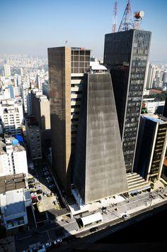 https://flic.kr/p/fCmurH | Edifício Fiesp | Vista aérea do edifício Luís Eulálio de Bueno Vidigal Filho, sede da FIESP. (Foto: Divulgação/Fiesp - REPRODUÇAO LIVRE PARA IMPRENSA)