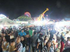 Yuridia y Los Reyes del Carnaval de Cancun en el Centro de Espectaculo Nichupte de Cancun