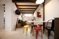 El antes y después de una buhardilla de 30 metros   Decorar tu casa es facilisimo.com