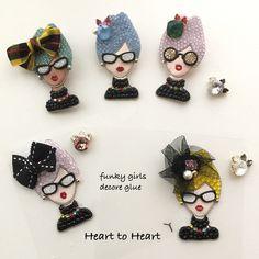 Beaded Embroidery, Like4like, Beads, Nails, Jewelry, Characters, People, Beading, Bias Tape