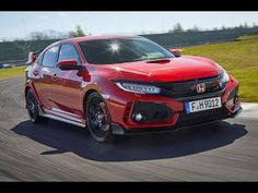 Honda Civic Type R 2017 Review