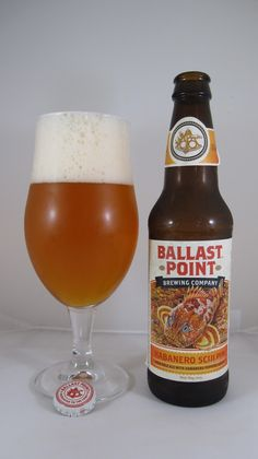 85  very good - Habanero Sculpin - Ballast Point Brewing Co   http://www.beeradvocate.com/beer/profile/199/66674/