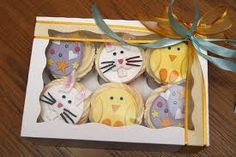 fondant easter cakes - Google Search