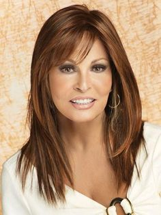 Raquel Welch wigs are the ultimate in glamour. You'll love the instant beauty enhancement achieved from this wide variety of Raquel Welch wigs. Raquel Welch Wigs, Synthetic Lace Wigs, Natural Hair Styles, Long Hair Styles, Womens Wigs, Human Hair Wigs, Lace Front Wigs, Hair Pieces, Wig Hairstyles