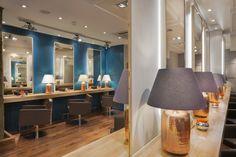 Reis Tasarım, Londra İngiltere kuaför tarafından Aveda Lifestyle salonu & Spa