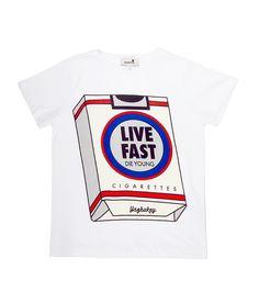 Le Live Fast T-shirt-4
