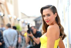 Jessica Alba Admits She's Made People Cry at Work  - MarieClaire.com