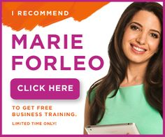 Me & Marie Forleo + why you need an very experienced coach and self-employed gal to hold your hand in B-school