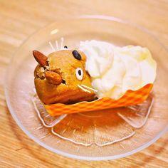 sleeping  #japanese #japan #totoro #ghibli #ghiblilover #cute #sweets #meals #studioghibli #トトロ #となりのトトロ #トトロごはん #ジブリ #キャラクター