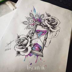 R serv tattoos tattooist tattooartist dijon man Girly Tattoos, Unique Tattoos, Beautiful Tattoos, Leg Tattoos, Body Art Tattoos, Tattoo Drawings, Side Stomach Tattoos, Female Tattoos, Pretty Tattoos
