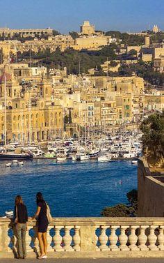 Valletta, Malta; WOW